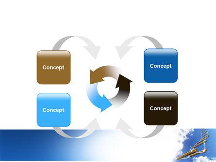 Rope Ladder PowerPoint Template Slide 6