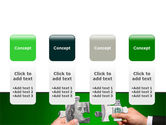 Money Puzzles PowerPoint Template#5