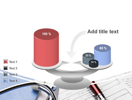 Medical Record For Analysis PowerPoint Template Slide 10