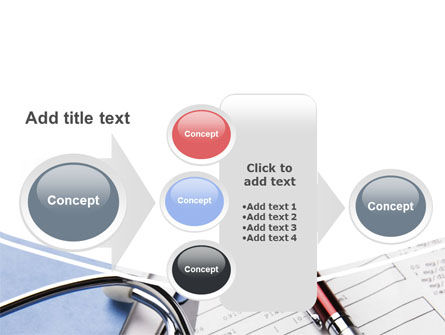 Medical Record For Analysis PowerPoint Template Slide 17