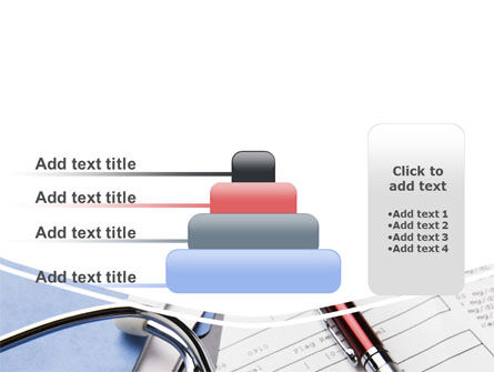 Medical Record For Analysis PowerPoint Template Slide 8