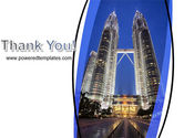 Petronas Twin Towers PowerPoint Template#20