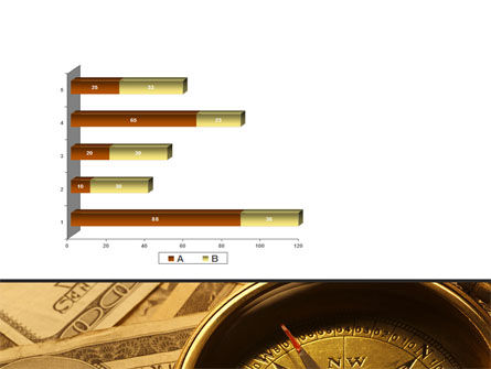 Money Compass PowerPoint Template Slide 11