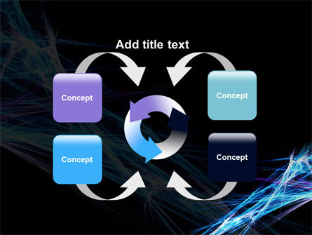 Abstract Web PowerPoint Template Slide 6