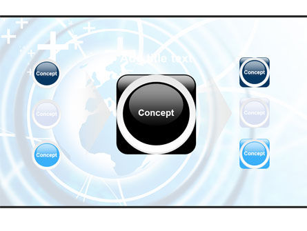 World PowerPoint Template Slide 17