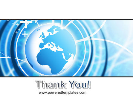 World PowerPoint Template Slide 20