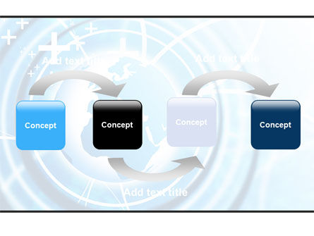 World PowerPoint Template Slide 4