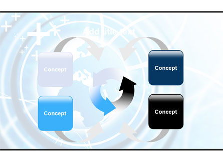 World PowerPoint Template Slide 6