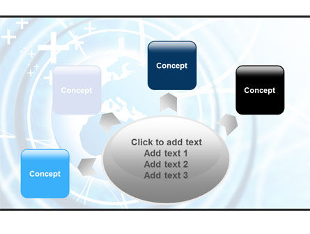 World PowerPoint Template Slide 7