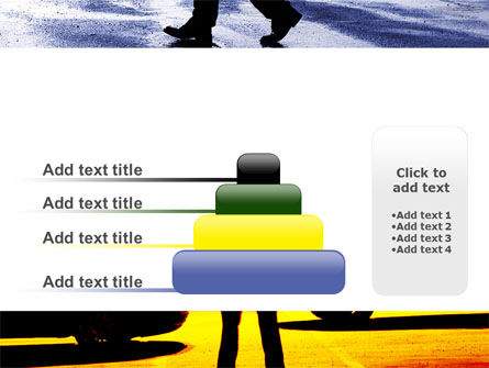 Sidewalk PowerPoint Template Slide 8