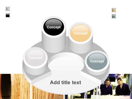 Newspaper Printing PowerPoint Template Slide 12