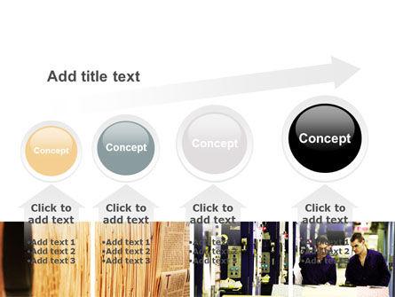 Newspaper Printing PowerPoint Template Slide 13