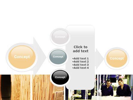 Newspaper Printing PowerPoint Template Slide 17