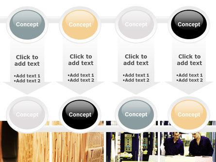 Newspaper Printing PowerPoint Template Slide 18
