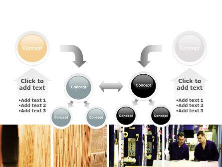 Newspaper Printing PowerPoint Template Slide 19