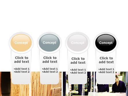 Newspaper Printing PowerPoint Template Slide 5