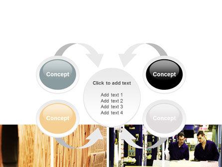Newspaper Printing PowerPoint Template Slide 6