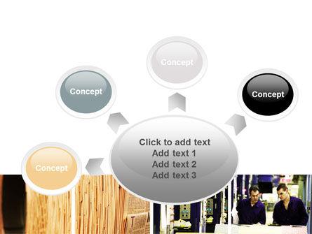 Newspaper Printing PowerPoint Template Slide 7
