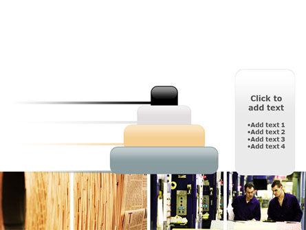Newspaper Printing PowerPoint Template Slide 8