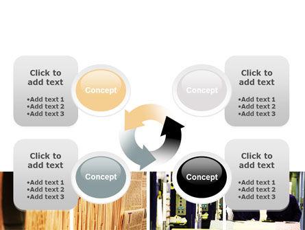 Newspaper Printing PowerPoint Template Slide 9