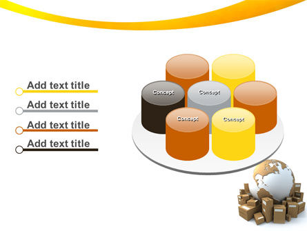 Packages PowerPoint Template Slide 12