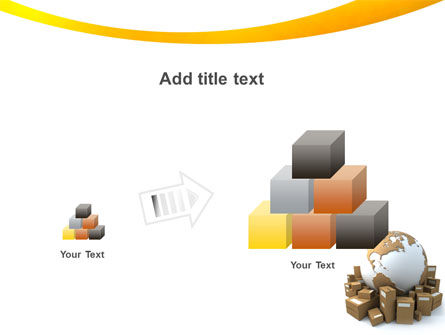 Packages PowerPoint Template Slide 13