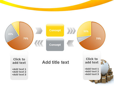 Packages PowerPoint Template Slide 16
