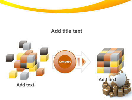 Packages PowerPoint Template Slide 17