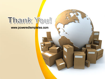 Packages PowerPoint Template Slide 20