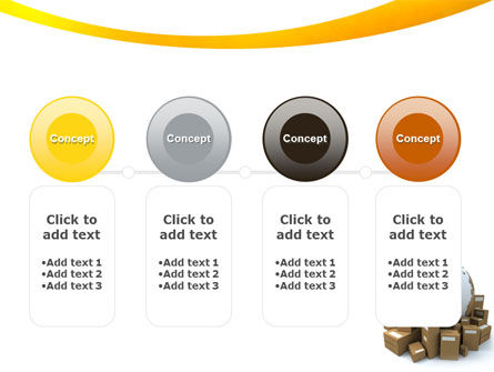 Packages PowerPoint Template Slide 5