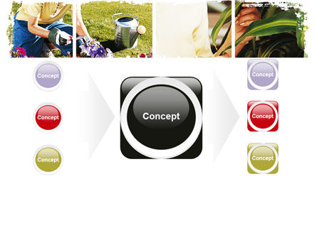 Pot Plants PowerPoint Template Slide 17