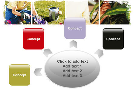 Pot Plants PowerPoint Template Slide 7