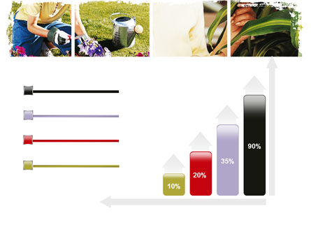 Pot Plants PowerPoint Template Slide 8