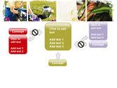 Pot Plants PowerPoint Template#13