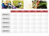 Pot Plants PowerPoint Template#14