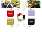 Pot Plants PowerPoint Template#6