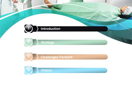 Preparing Of Operating Room PowerPoint Template Slide 3