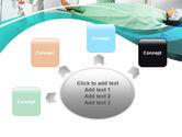 Preparing Of Operating Room PowerPoint Template#7