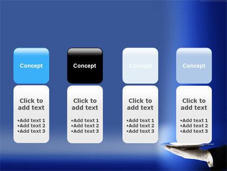 Waiter PowerPoint Template Slide 5