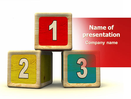 Be On A First Place PowerPoint Template