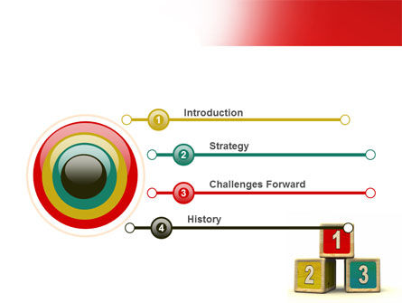 Be On A First Place PowerPoint Template, Slide 3, 06398, Education & Training — PoweredTemplate.com