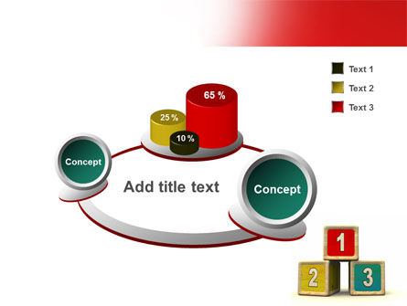 Be On A First Place PowerPoint Template Slide 6