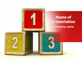 Be On A First Place PowerPoint Template#1