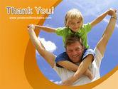 Fatherhood PowerPoint Template#20