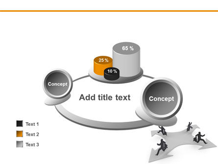 Outflow of Capital PowerPoint Template Slide 16