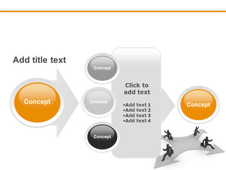 Outflow of Capital PowerPoint Template Slide 17