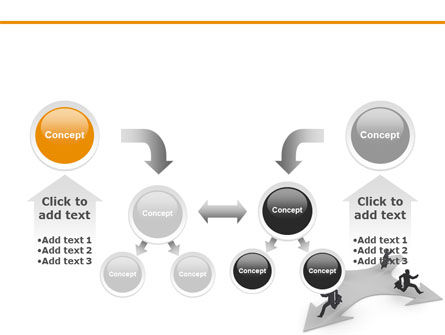 Outflow of Capital PowerPoint Template Slide 19