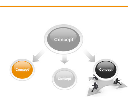 Outflow of Capital PowerPoint Template, Slide 4, 06401, Consulting — PoweredTemplate.com