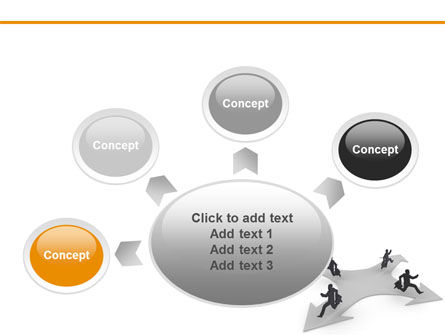 Outflow of Capital PowerPoint Template Slide 7