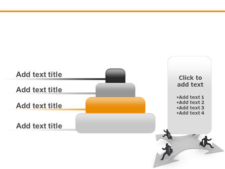 Outflow of Capital PowerPoint Template Slide 8
